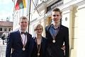 Paskelbti 2016 metų Europos Sąjungos jaunųjų mokslininkų konkurso nacionalinio etapo nugalėtojai
