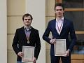 2017 metų ES jaunųjų mokslininkų konkurso nacionalinio etapo nugalėtojai įvertinti už virtualių reabilitacinių žaidimų kūrimą ir bioakustinį bičių tyrimą